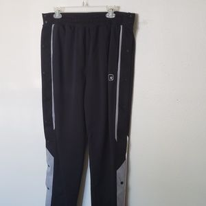 AND1 WORKOUT PANTS